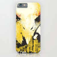 iPhone & iPod Case featuring Eagle Eye Watching by DesignLawrence