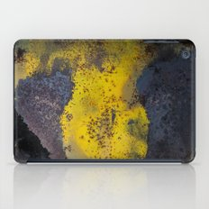 Abstract  metallic iPad Case