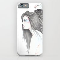 Eagle Woman iPhone 6 Slim Case