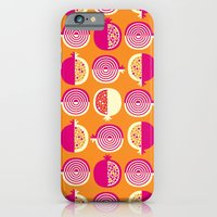 iPhone & iPod Case featuring Pomegranates by shiny orange dreams
