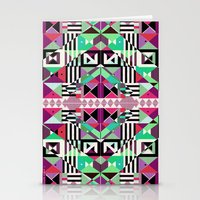 Crazy Eights Stationery Cards