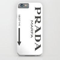 Grey Marfa  iPhone 6 Slim Case