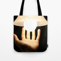 Just Glow Tote Bag