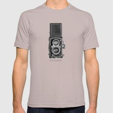 The King Of Cameras - Th… Mens Fitted Tee Cinder SMALL