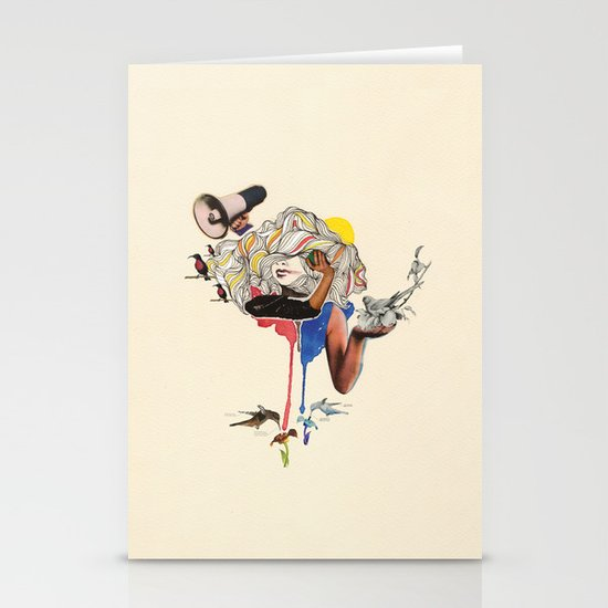 Voicething Stationery Card