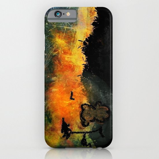 Chaos Peace Installment, No. 1, Chaos iPhone & iPod Case