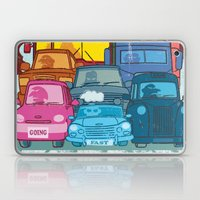 Going Nowhere Fast! Laptop & iPad Skin