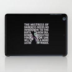 Beware iPad Case