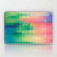 Triangular studies 01. Laptop & iPad Skin