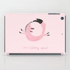 So fucking special iPad Case