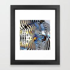 Savannah dreams Framed Art Print