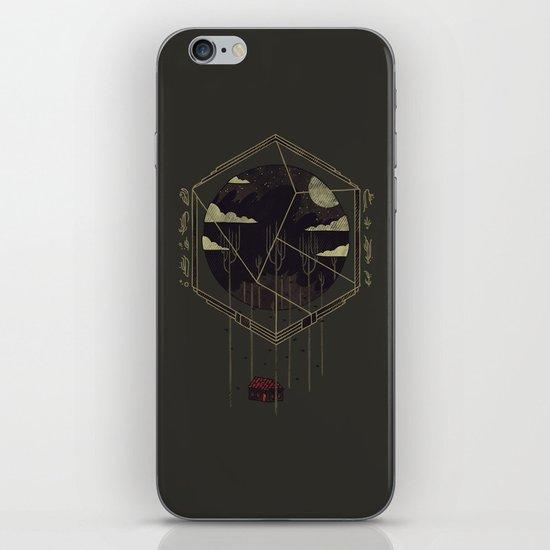 The Dark Woods iPhone & iPod Skin