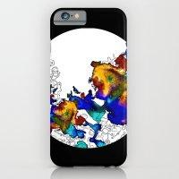 Pasta Illustration iPhone 6 Slim Case