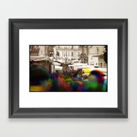 Sequential Serie : On Th… Framed Art Print