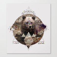 ANIMAL ECHOES Canvas Print