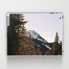 Snow Mountain in the Trees Laptop & iPad Skin