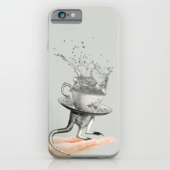 Out of my hand iPhone & iPod Case