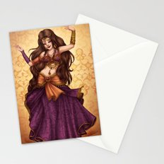 BellyDance Stationery Cards