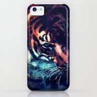 Tiger 2 iPhone 5c Slim Case