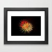 Efflorescence 16 Framed Art Print