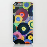 iPhone & iPod Case featuring Record High by Femi Ford