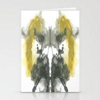 NEUE Inkblot Stationery Cards