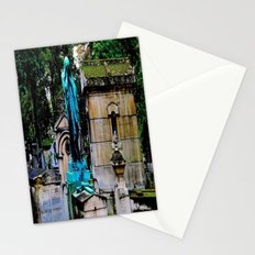 The Lady Weeps Stationery Cards