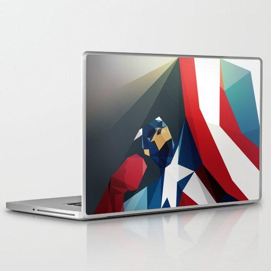 Front Man Laptop & iPad Skin