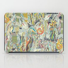 hairspray jungle iPad Case