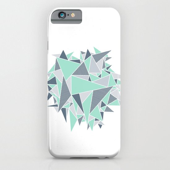 EXPLOSION-TRIANGLE iPhone & iPod Case