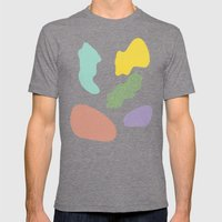 Semisoft Mens Fitted Tee Tri-Grey SMALL