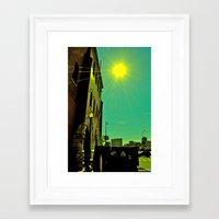 Working Title Framed Art Print
