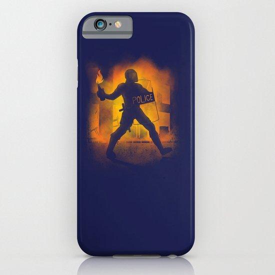 Riot Cop iPhone & iPod Case