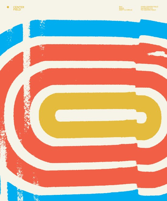 Center Field — Matthew Korbel-Bowers Canvas Print