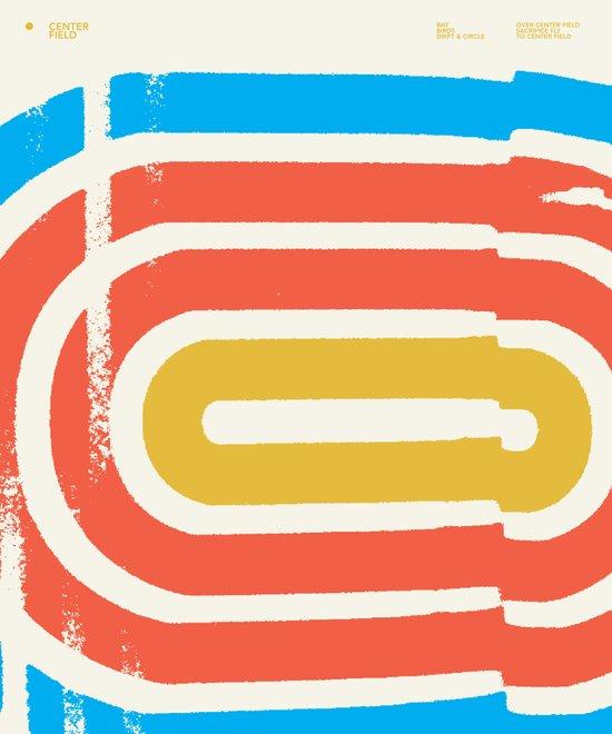 Center Field — Matthew Korbel-Bowers Art Print