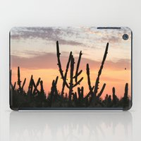 Cactus Sunset iPad Case