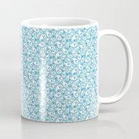 Ghost Paisley Mug