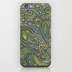 Blue safari iPhone 6 Slim Case