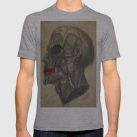 Beauty From The Inside Mens Fitted Tee Athletic Grey SMALL