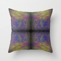 Zoomy Throw Pillow