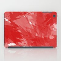 RED HOT CHILI PRINT iPad Case