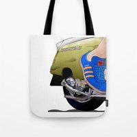Kick Off In Style Tote Bag