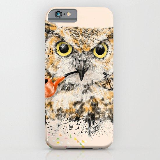 Mr.Owl II iPhone & iPod Case