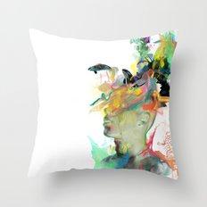 Orca Magic Throw Pillow