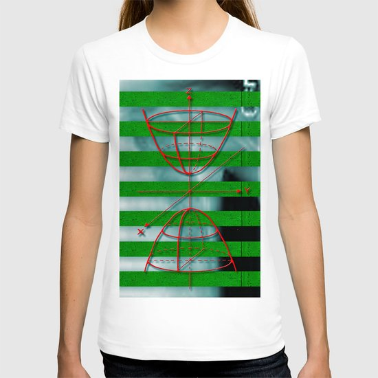 Figure 57 (Diagram Series) T-shirt
