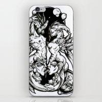 Sea-Horses iPhone & iPod Skin