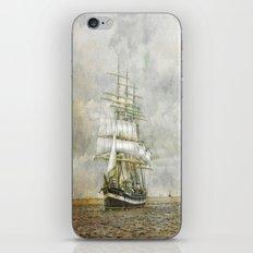 The Kruzenshtern iPhone & iPod Skin