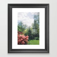 Southampton Palmerston P… Framed Art Print