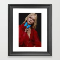In Another Realm Framed Art Print