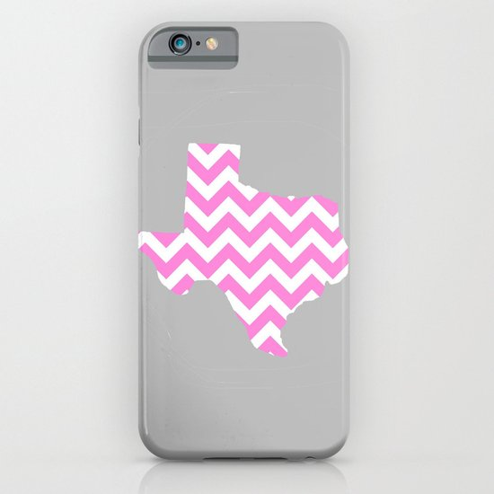 TEXAS {PINK} iPhone & iPod Case